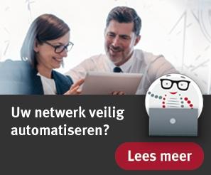 Voordelen van netwerkautomatisering